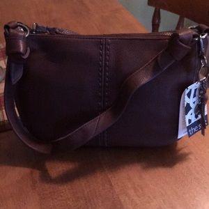 Beautiful Genuine Leather The Sak Shoulder Bag NWT